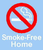 smoke free home icon