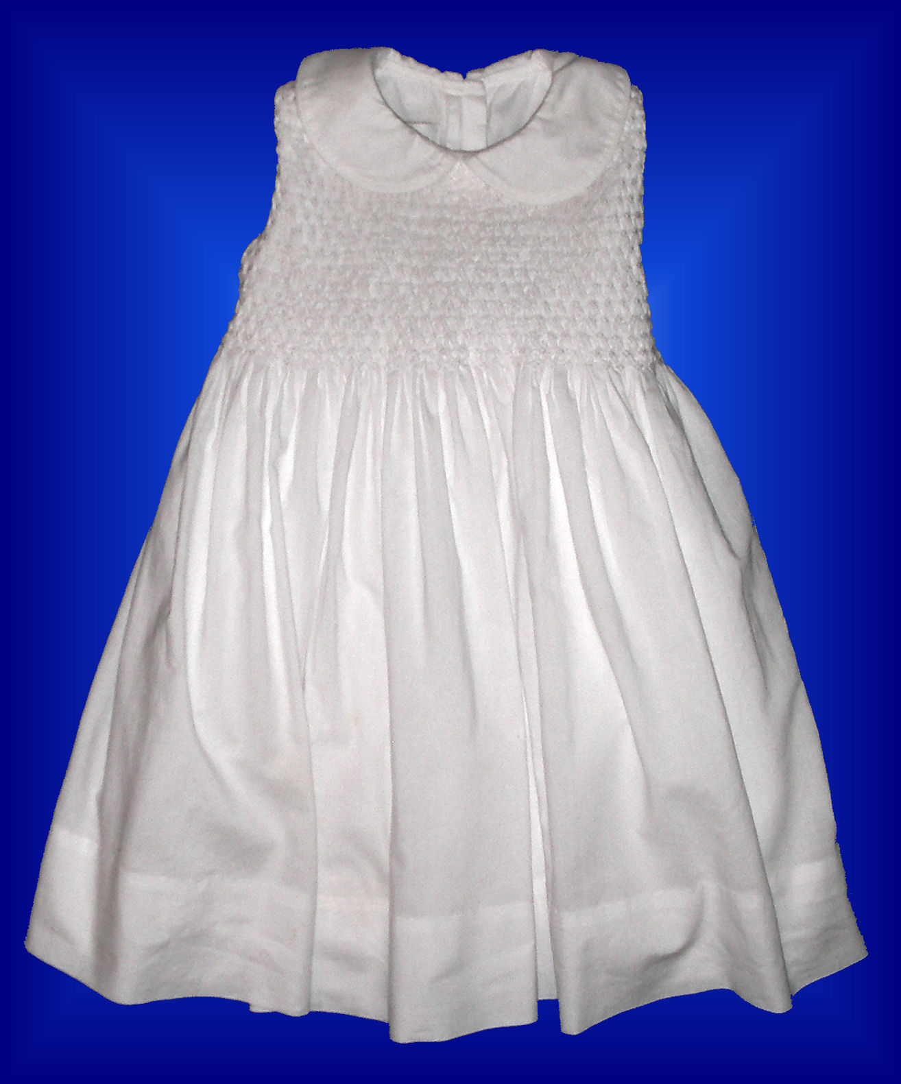 Hand Smocked Dress - Grace