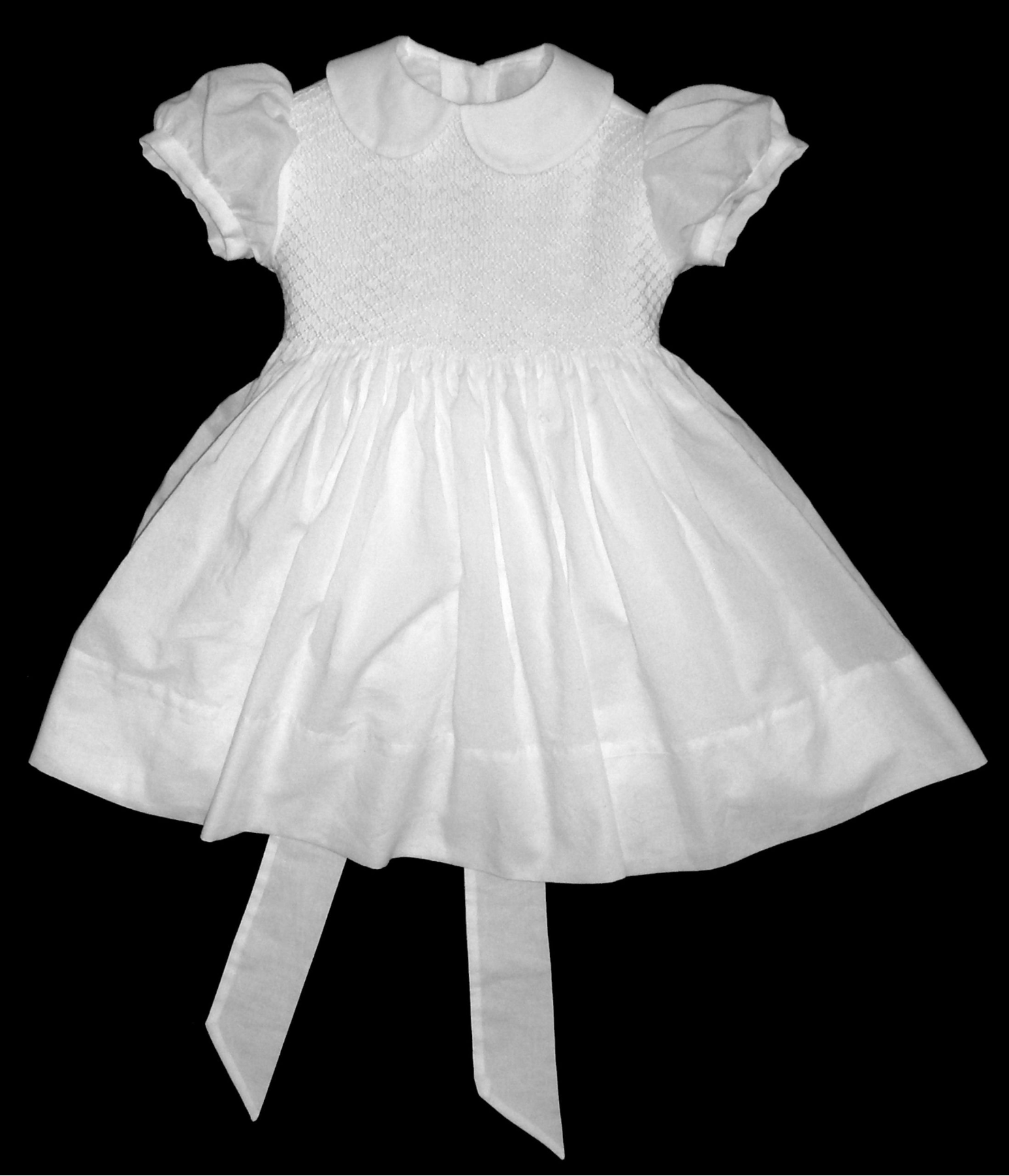 Smocked Dress - Gretchen