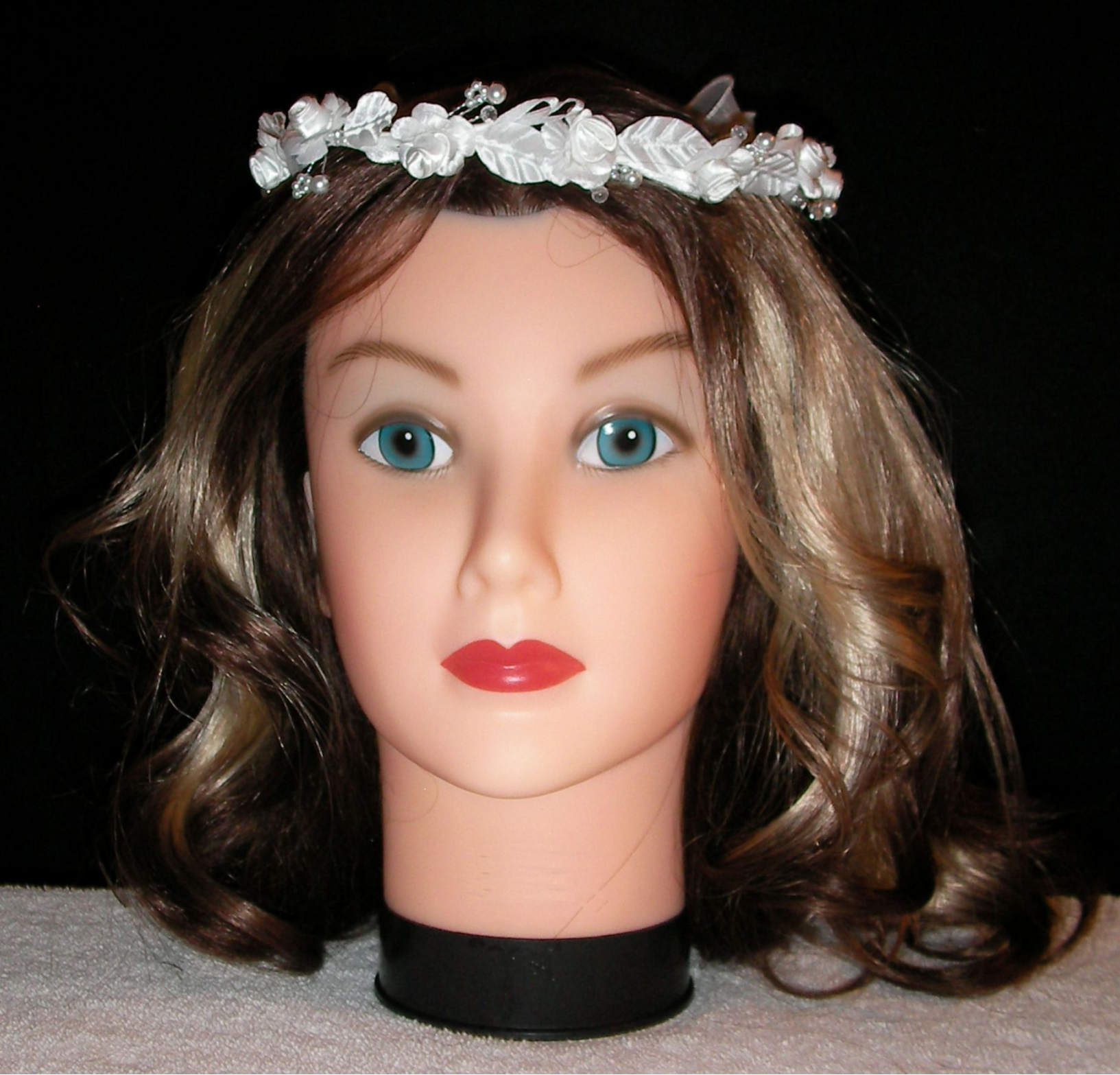First Communion Headpiece - Crown