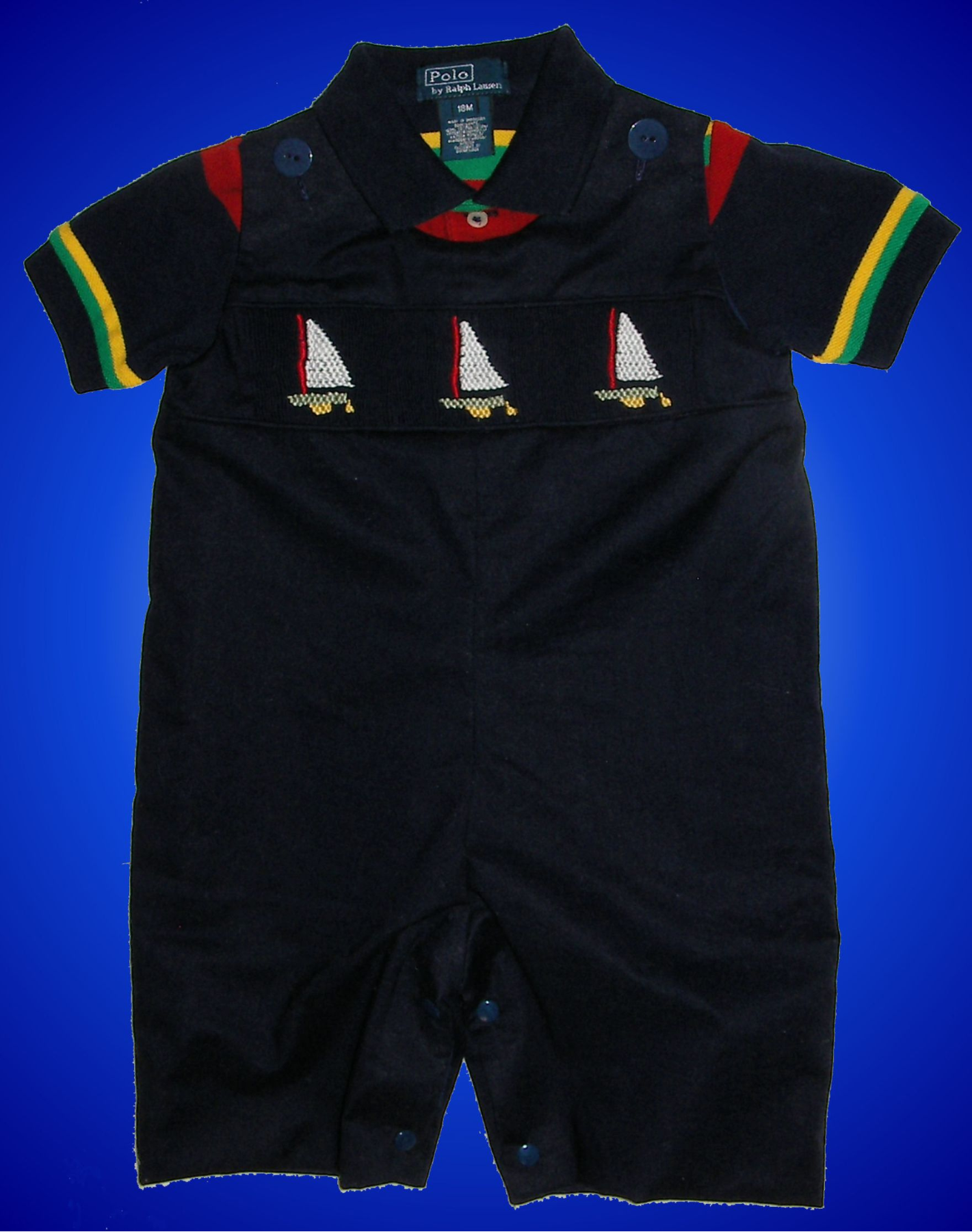 Sailing Shortalls