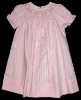 Bishop Hand smocked dress - Alva