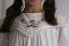 Hand Embroidered Dress - Daniele