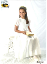 Hand Smocked Dress- First Communion - Harper (SKU: S20140129)