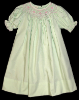Bishop Hand smocked dress - Jemila