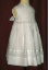 Beaded Hand Smocked Dress - Flower Girl Dress - Joyce (SKU: S20100321-662272004)