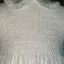front view of dress
