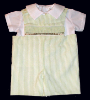 Boys Shortall - Romper - Shirt - Set 068