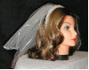 Ave Maris Stella - Veil with Headband