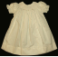 Bishop Hand smocked dress - Doris (SKU: S20150522)