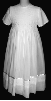 Hand Smocked Dress- First Communion - Fiona