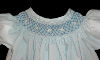 Bishop Hand smocked dress - Audra