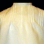 closeup of gown
