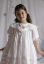 Hand Embroidered Dress – - Flower Girl - Daniele (SKU: S20100230)