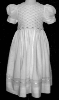 Hand Smocked Dress – First Communion– Darise _TEMPORARILY OUT OF STOCK