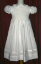 Hand smocked beaded girls dress - First Communion - Kathy (SKU: S20080109-21)