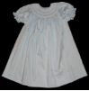 Bishop Hand smocked dress - Elvira