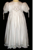 Hand Smocked Dress - First Communion - Zoila