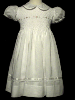 Hand Smocked Dress - First Communion - Christine