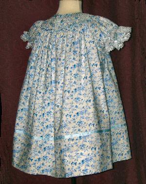 dress on form